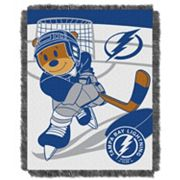 Tampa Bay Lightning Baby Jacquard Throw