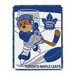 Toronto Maple Leafs Baby Jacquard Throw
