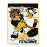 Pittsburgh Penguins Baby Jacquard Throw