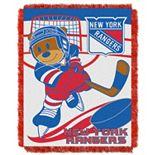 New York Rangers Baby Jacquard Throw