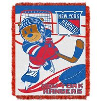New York Rangers Baby Jacquard Throw