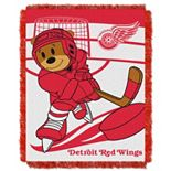 Detroit Red Wings Baby Jacquard Throw