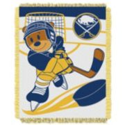 Buffalo Sabres Baby Jacquard Throw