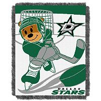 Dallas Stars Baby Jacquard Throw