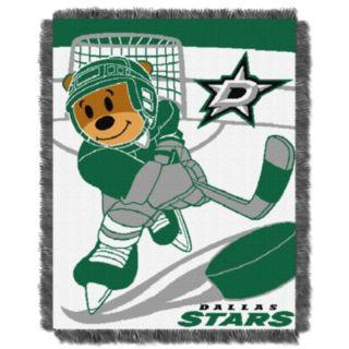 Dallas Stars Baby Jacquard Throw