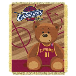 Cleveland Cavaliers Baby Jacquard Throw
