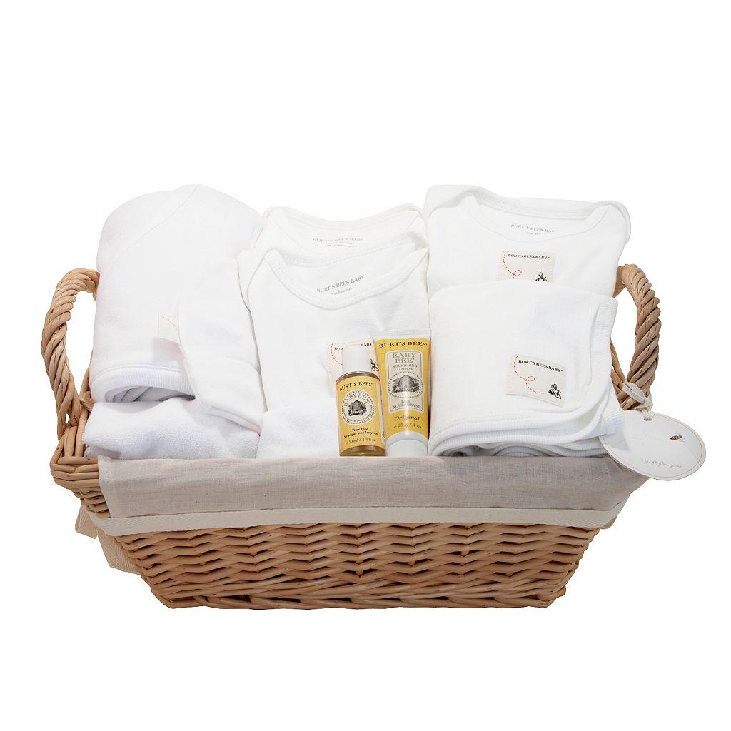 Burt's Bees Baby 11-pc. Organic Cloud Gift Basket - Preemie