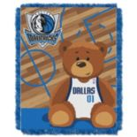 Dallas Mavericks Baby Jacquard Throw
