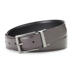 Apt. 9® Feather-Edge Reversible Leather Belt