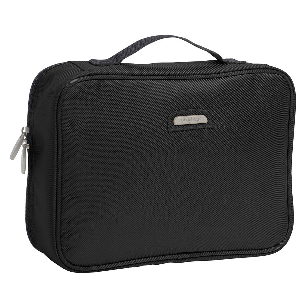 WallyBags Toiletry Bag