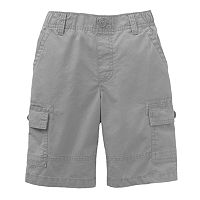 SONOMA Goods for Life™ Canvas Cargo Shorts - Boys 4-7x
