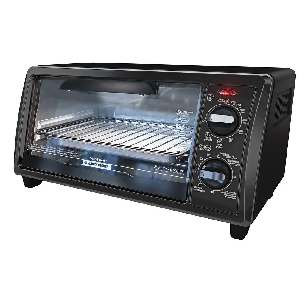Black & Decker 4-Slice Toast-R-Oven & Broiler
