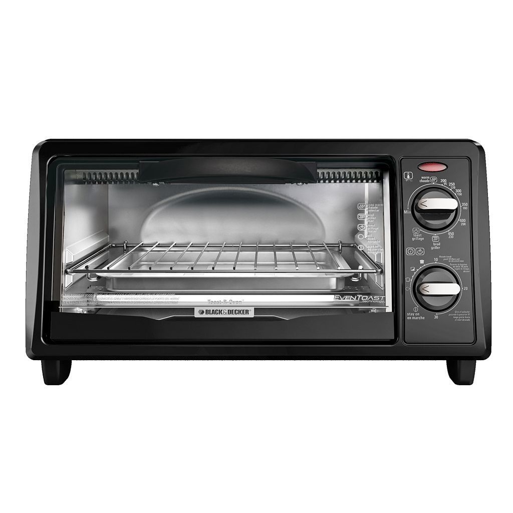Black and Decker 4-Slice Toast-R-Oven and Broiler