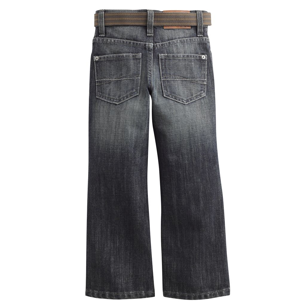 Boys 4-7x Lee Dungarees Relaxed Bootcut Prowler Jeans