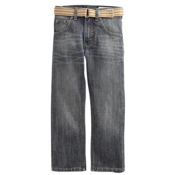 Boys 4-7x Lee Dungarees Slim Straight-Leg Mason Jeans
