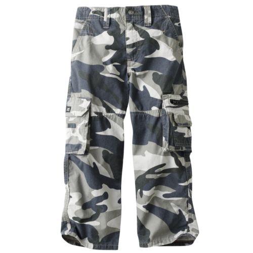 Lee Dungarees Explorer Cargo Shiner Camo Pants - Boys 4-7x