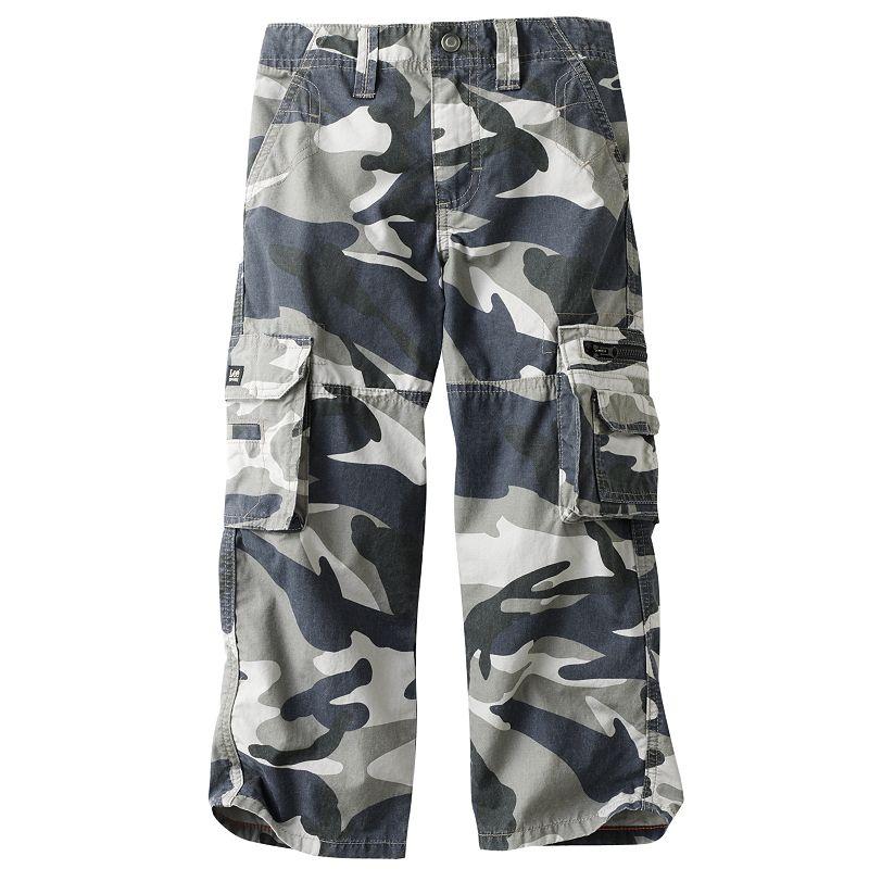 White Camo Cargo Pants Cargo Shiner Camo Pants