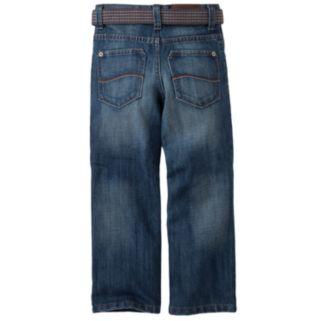 Boys 4-7x Lee Slim-Straight Jeans