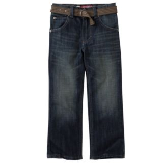 Boys 4-7x Lee Slim-Straight Jeans