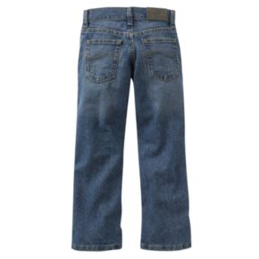 Boys 4-7x Lee Tough Max Relaxed Fit Straight-Leg Jeans