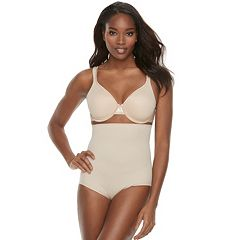 Naomi & Nicole Soft & Smooth High-Waist Brief 7755
