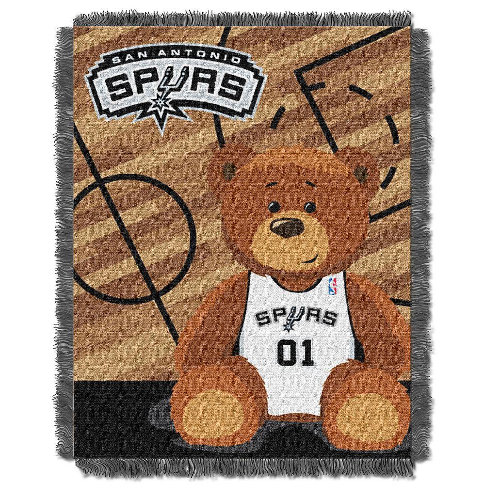 San Antonio Spurs Baby Jacquard Throw