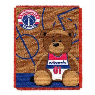 Washington Wizards Baby Jacquard Throw