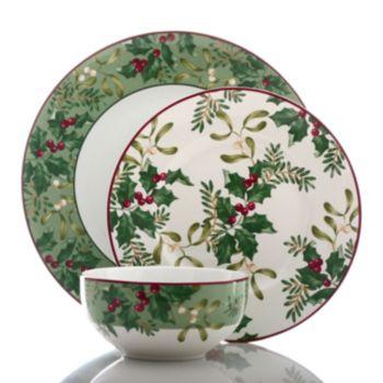 Christmas dinnerware set 16 piece dinnerware set christmas dinnerware