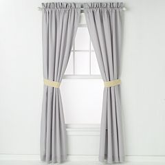 Home Classics® Hayley Window Curtain Set - 42' x 84'
