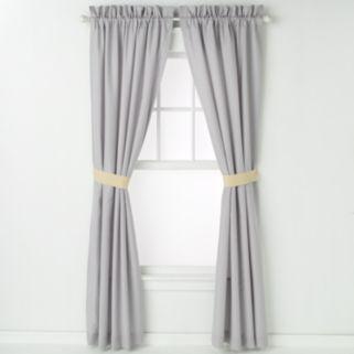 Home Classics® Hayley Window Panel Pair - 42'' x 84''