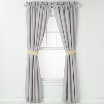 Home Classics® Hayley Window Curtain Set - 42