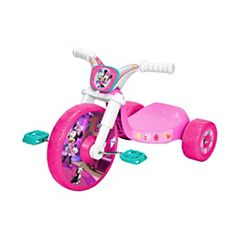 Disney's Minnie Mouse Junior Big Wheel Racer