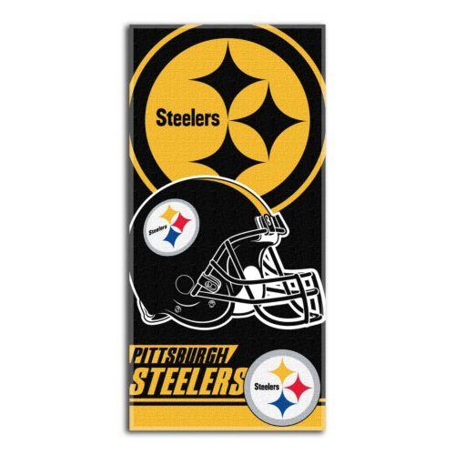 Pittsburgh Steelers Beach Towel by Northwest