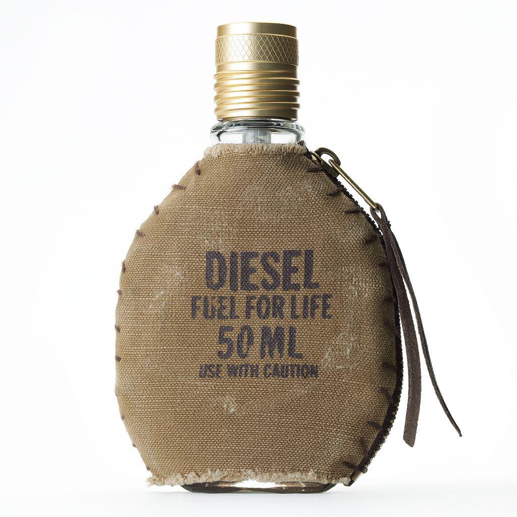 Diesel Fuel for Life by Diesel Men's Cologne - Eau de Toilette