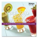 "Ninja ""The Blended Drink Handbook"" Recipe Book"
