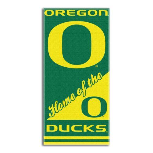 Oregon Ducks Beach Towel by Northwest