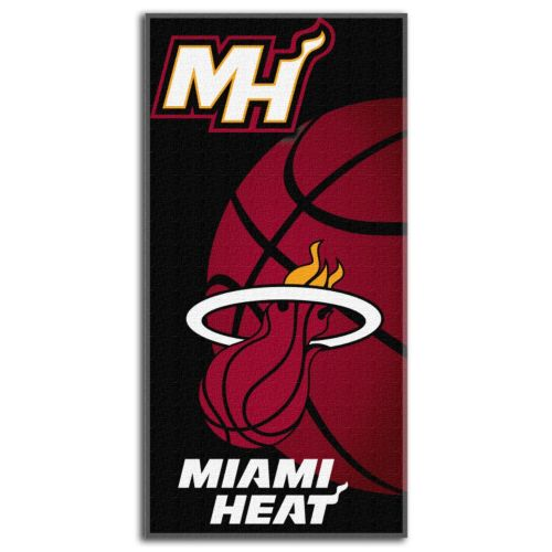 Miami Heat Beach Towel by Northwest