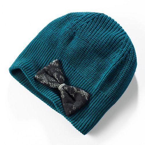 Simply Vera Vera Wang Lace Bow Hat