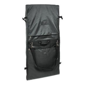 WallyBags 45-Inch Framed Shoulder Strap Garment Bag