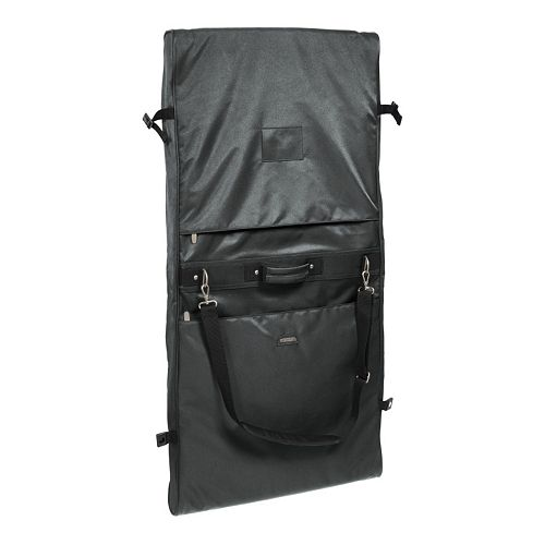 WallyBags 45-Inch Framed Shoulder Strap Garment Bag