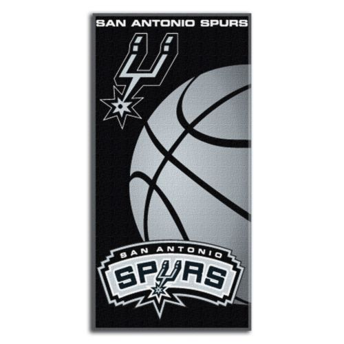 San Antonio Spurs Beach Towel by Northwest