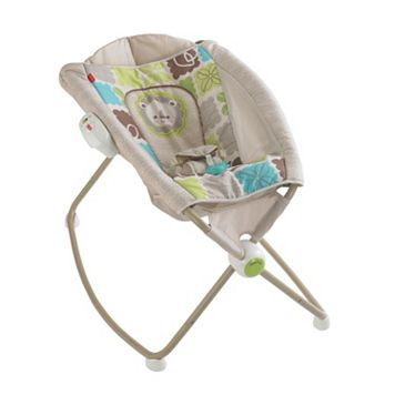 Fisher-Price Beige Newborn Rock 'n Play Sleeper