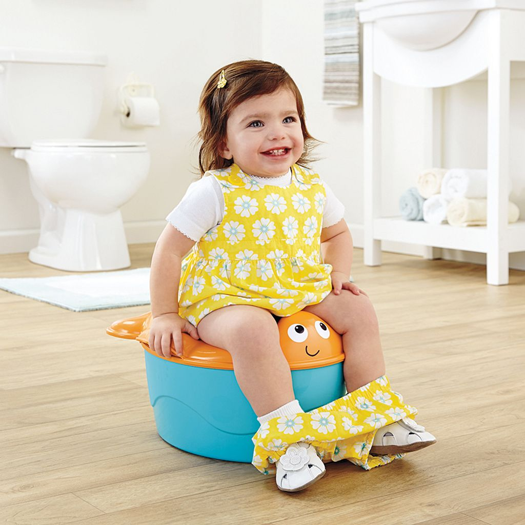 Fisher-Price 3-in-1 Goldfish Potty