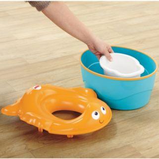 Fisher-Price 3-in-1 Goldfish Potty