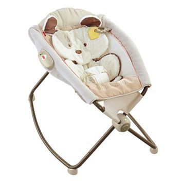 Fisher-Price My Little Snugapuppy Deluxe Newborn Rock n' Play Sleeper
