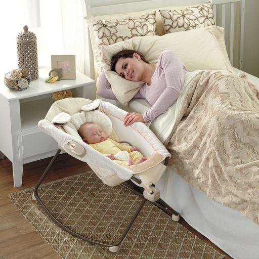 Fisher-Price My Little Snugapuppy Deluxe Newborn Rock n' Play Sleeper