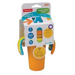 Fisher-Price 2 pkStack 'n Store Sippy Cups