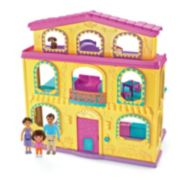 Dora the Explorer Dora and Me Playdates Dollhouse by Fisher-Price