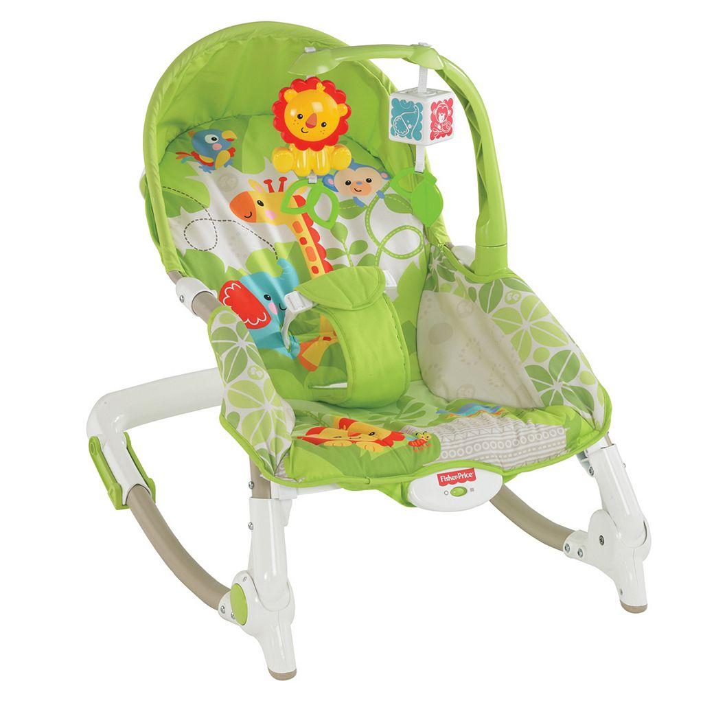 Fisher-Price Newborn-to-Toddler Rocker