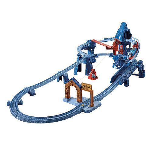 Thomas & Friends TrackMaster Risky Rails Bridge Drop by
